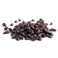100 gramme(s) de pistoles chocolat noir 70% cacao barry saint domingue origine