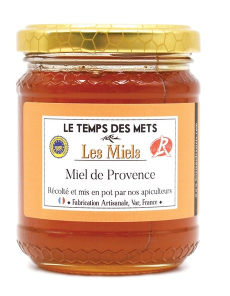 Miel de Provence de France 245g IGP et Label Rouge